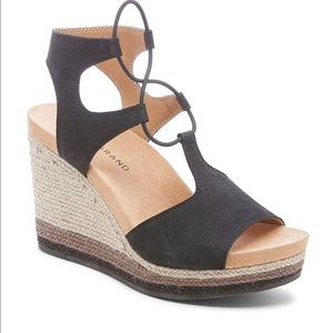 Lucky Brand Yejida2 Platform Wedge Sandals
